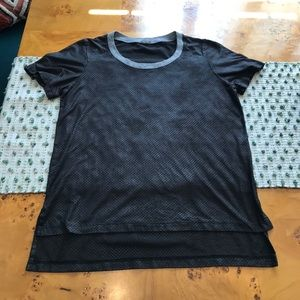 Monrow Perforated Top XS